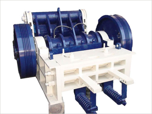 double toggle grease jaw crusher